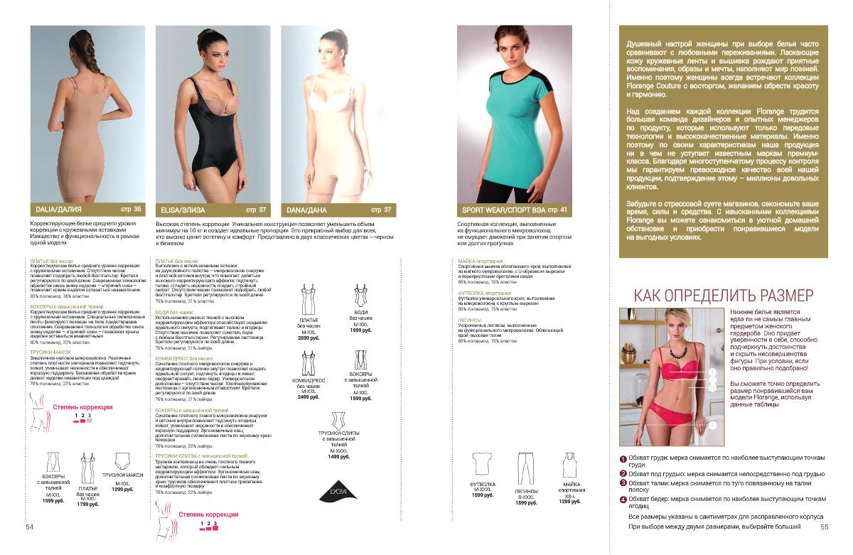 Интернет каталоги женской одежды доставка